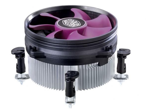 Coolermaster X Dream i117 CPU Cooler Fan