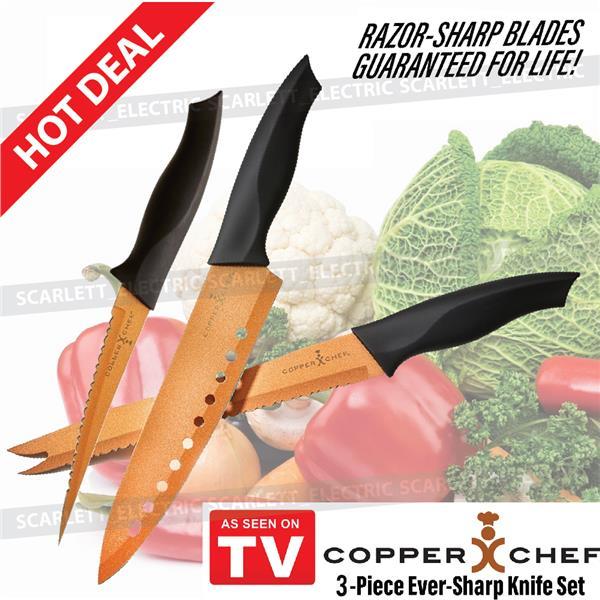 Copper Chef Ever Sharp Knife Set 3 Pi End 232020 315 Pm