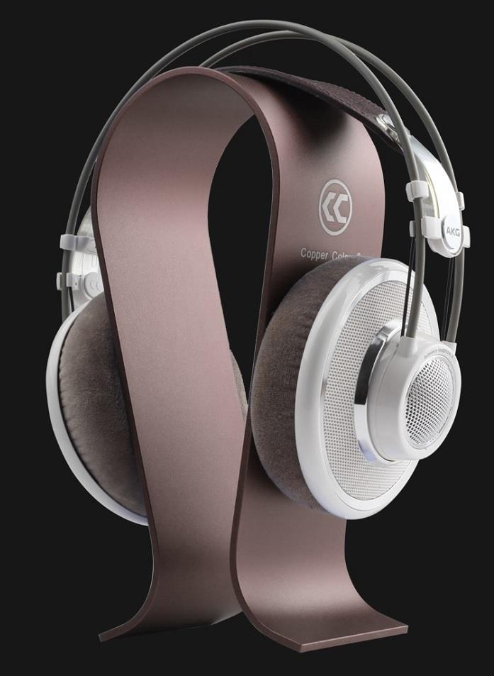 Copper Colour Model 4 Headphone Stand
