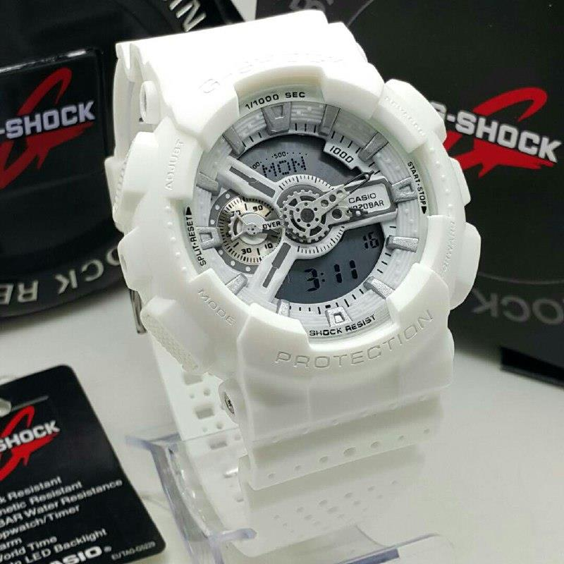 99c121ba40e (Copy Original) G-Shock GA110 2 TONE RUGGED Sport Watch - AUTOLIGHT