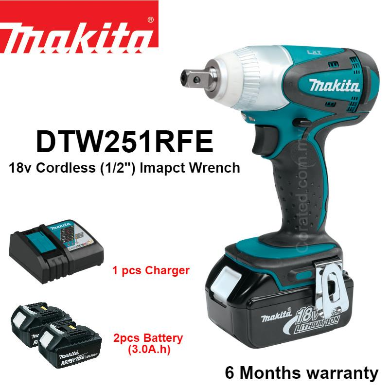 corated makita dtw251rfe 18v cordle end 5 9 2019 2 15 pm rh lelong com my
