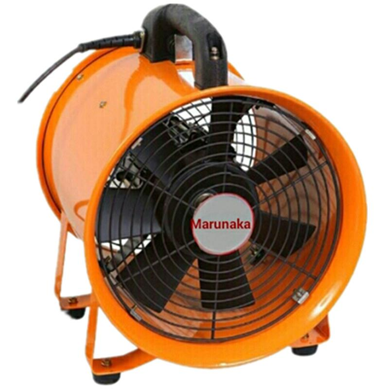 Portable Ventilation Fans : Corated marunaka sht  portabl end pm