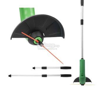 Cordless Zip Trim Lawn Mower Weeder Weed Trimmer for Grass