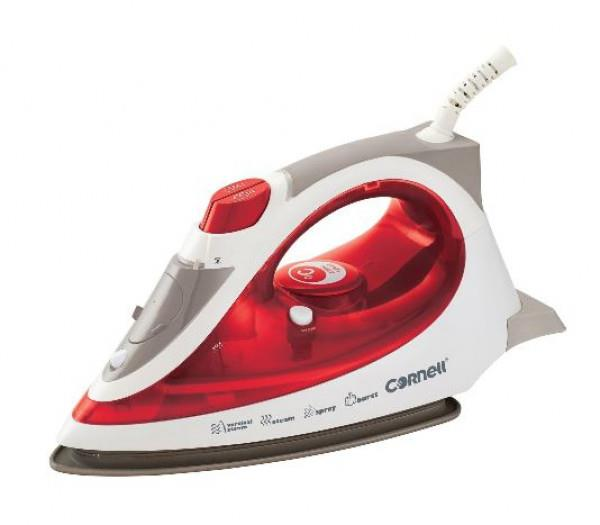Cornell Smart Steam Iron COR-CSIE240CRD
