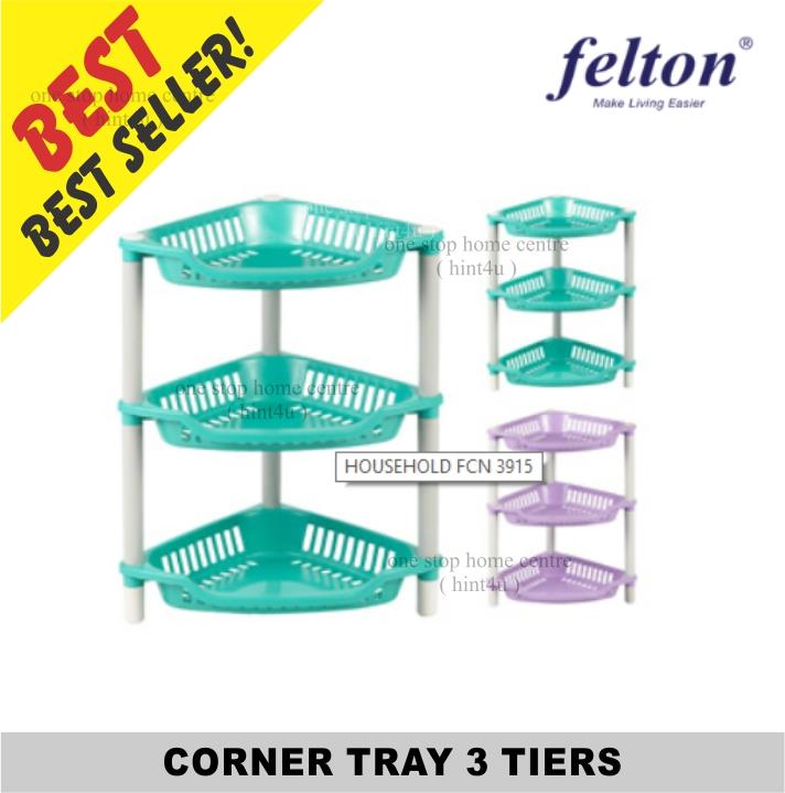 Corner Tray FCN 3915 – 3 Tiers