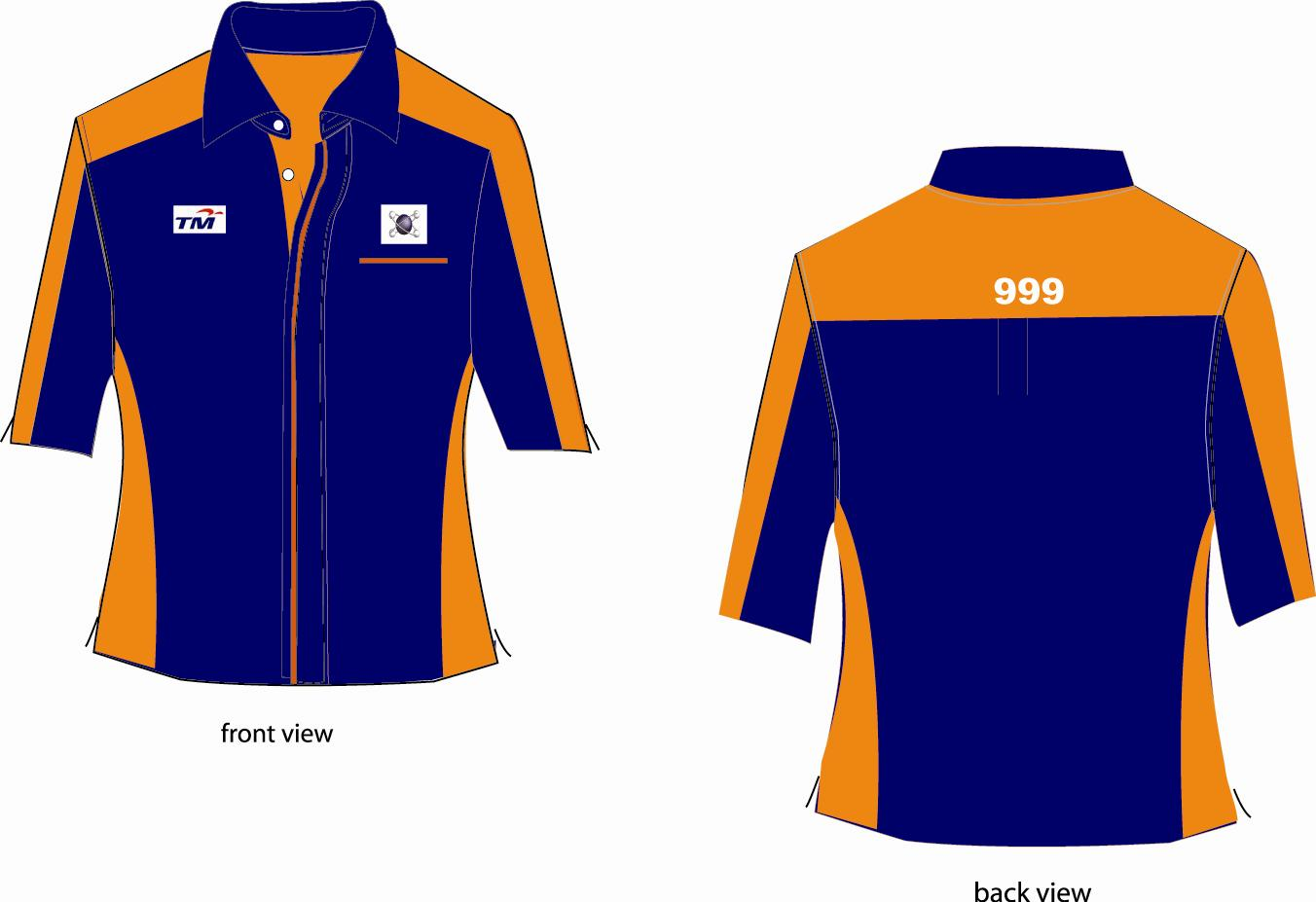 Corporate Apparel Ready Custom Size (end 3/27/2018 6:45 PM)