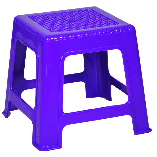 Corporate Furniture Plastic Stool 270mm Height PS A270 Adult