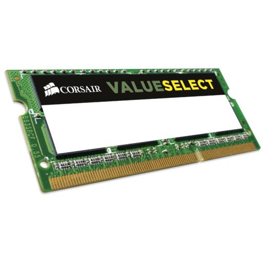 CORSAIR 8GB DDR3L 1600MHZ NOTEBOOK RAM (CMSO8GX3M1C1600C11)