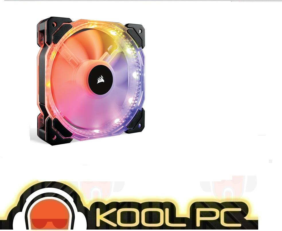 Corsair CO-9050066-WW (HD 120 RGB with controller) Case Fans