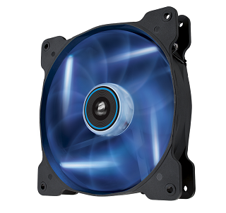 CORSAIR AIR SERIES AF140 14CM LED CASING FAN (CO-9050017-BLED) BLUE