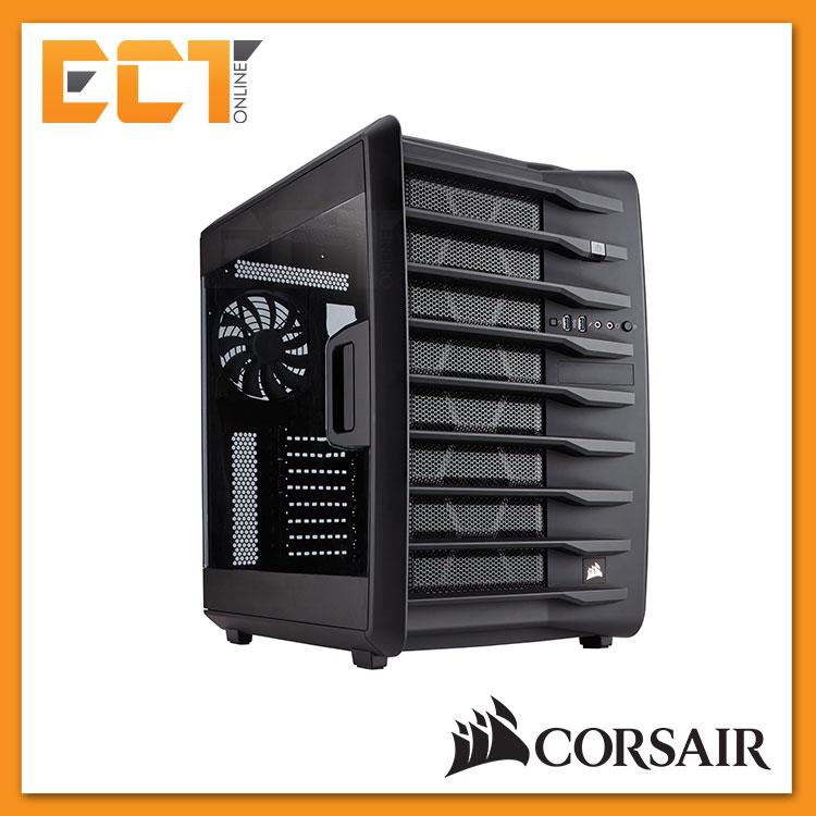 buy popular 05a8b 78d36 Corsair Carbide Series Air 740 High Airflow ATX Cube Case - Black