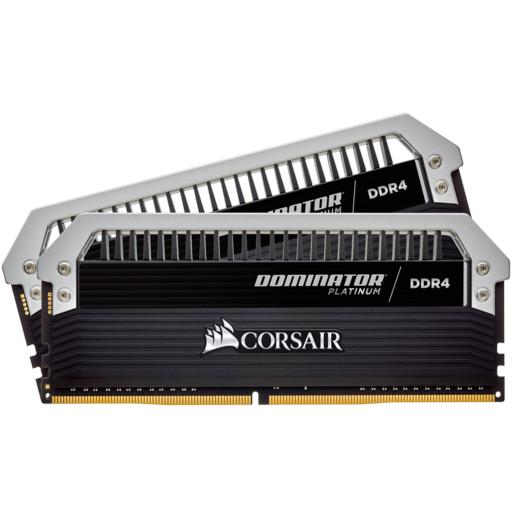 Corsair DOMINATOR PLATINUM 16GB (2x8GB) 3200mhz - CMD16GX4M2B3200C16