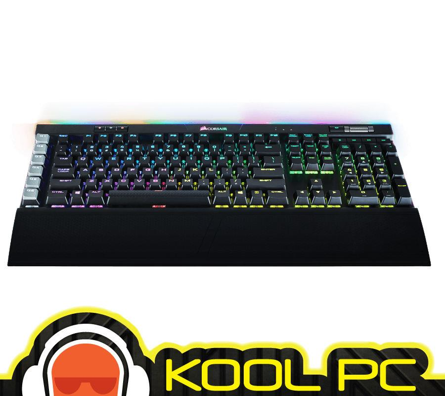 * CORSAIR K95 RGB PLATINUM Mechanical Gaming Keyboard Cherry MX Speed