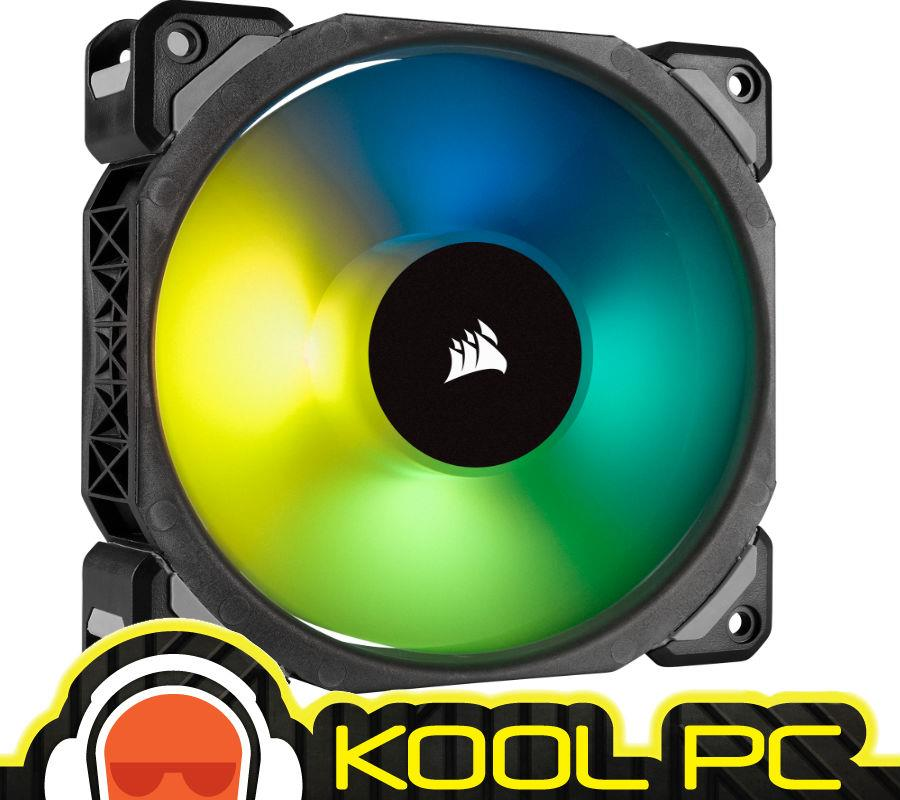 * CORSAIR ML120 PRO RGB 120mm Single Pack