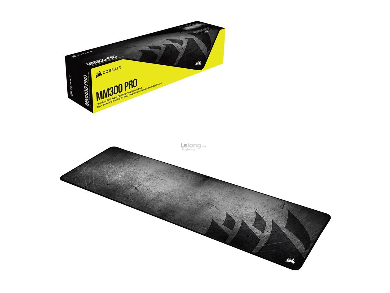 # CORSAIR MM300 PRO Spill-Proof Cloth Gaming Mouse Pad # [Extended]