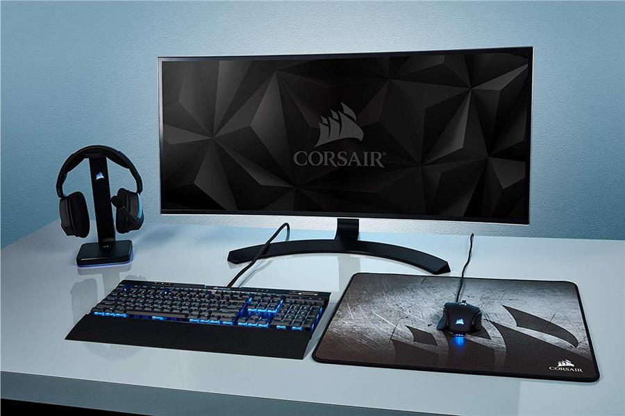CORSAIR MM350 Premium Anti-Fray Thick Cloth Gaming Mouse Pad - X-Large