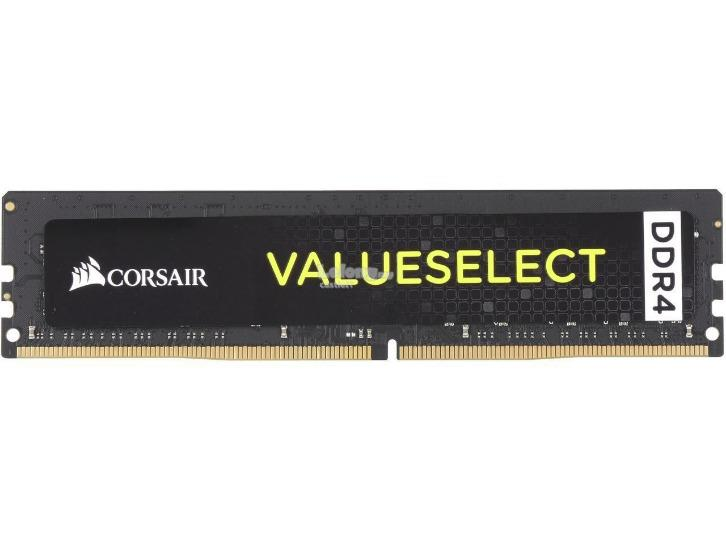 CORSAIR RAM Desktop DDR4 VALUESELECT 16GB PC2400 CMV16GX4M1A2400C16