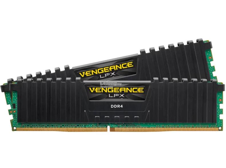 # CORSAIR VENGEANCE LPX 16GB (2x8GB) DDR4 3200MHz Memory Kit # INTEL