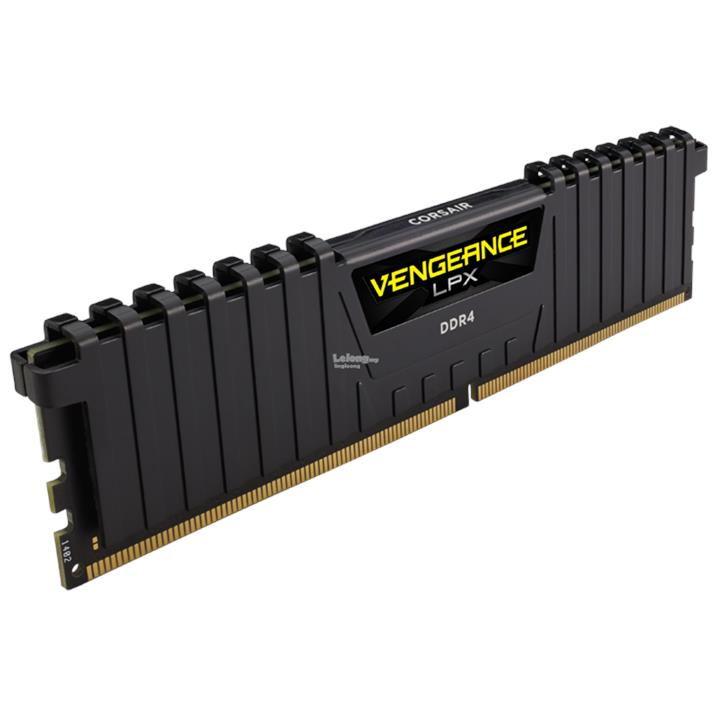 # CORSAIR VENGEANCE LPX 8GB (1x8GB) DDR4 3200MHz Memory Kit #