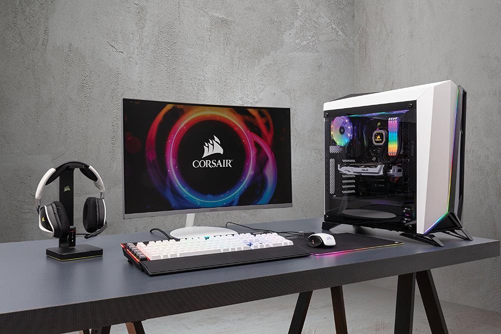 CORSAIR VENGEANCE RGB PRO 16GB(2X8GB) DDR4 3000Mhz-CMW16GX4M2C3000C15W