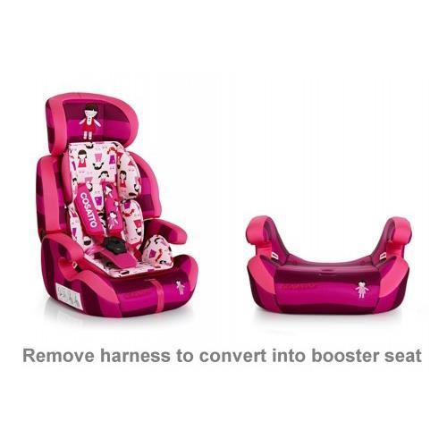 Cosatto Zoomi Car Seat Malaysia