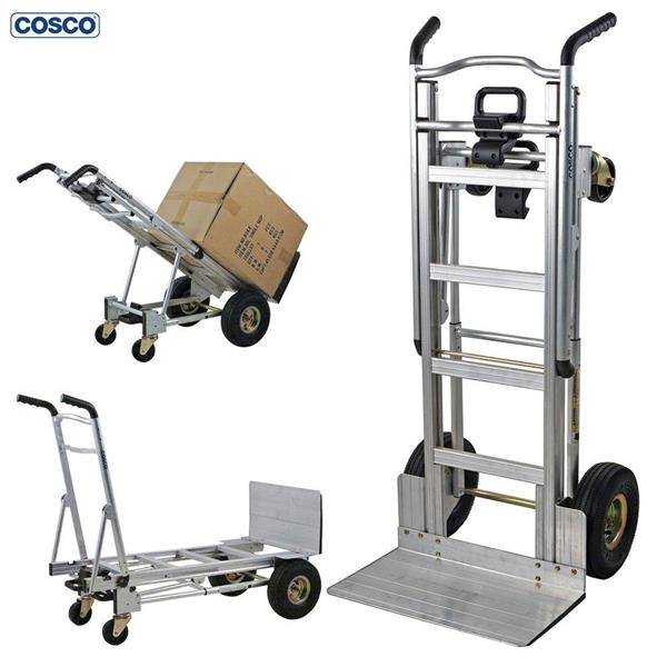 cosco 3 in 1 heavy duty convertible hand truck model 12302abl1 - Convertible Hand Truck