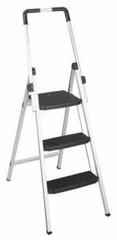 Cosco Magic Fold 3 Step Aluminum Step Ladder now at RM339.00 Only!