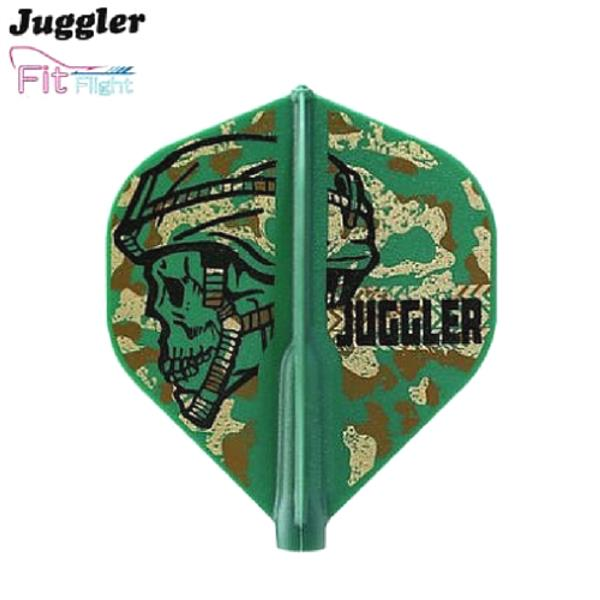 COSMO FIT FLIGHT - JUGGLER - Green Army [ SHAPE ]
