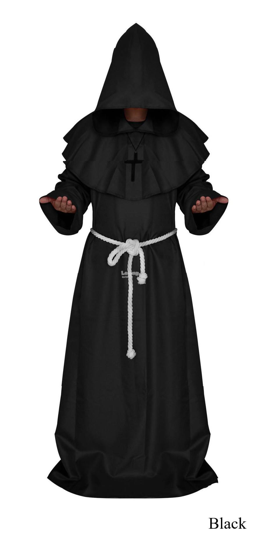 Cosplay 2018J – Gothic Robe for him