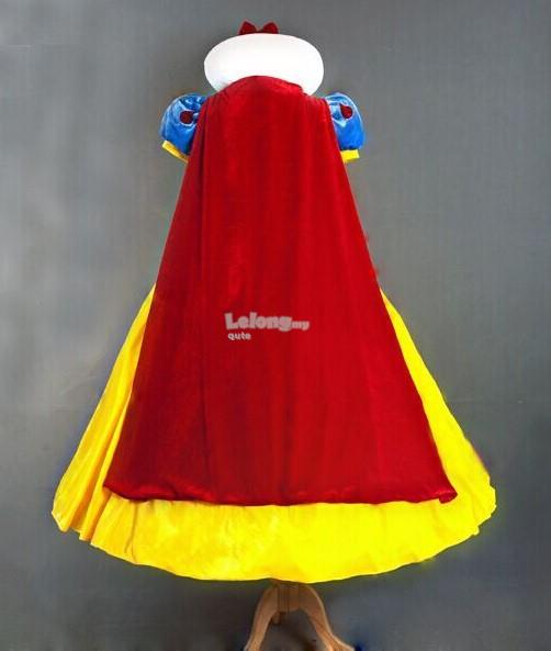 Cosplay 2018J – Snow White Costume for her