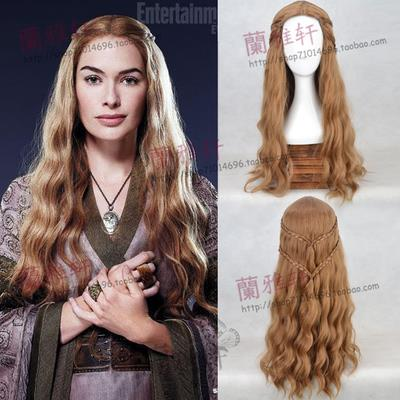 Cosplay wig Tauriel the hobbit Twili (end 1/11/2020 8:11 PM)
