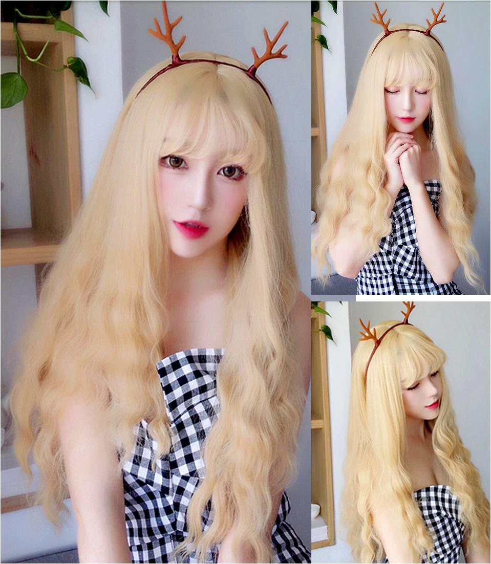 Cosplay Yurisa Curl Cg57 Ready Stoc End 1132020 735 Pm-4177