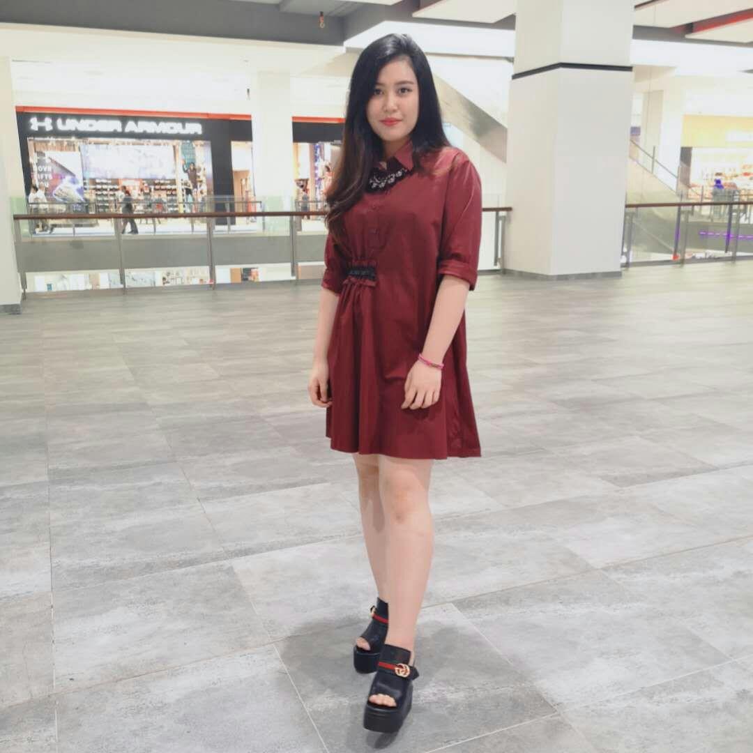 a34bba336 Cotton Shirt Dress Korean Fashion S (end 2/27/2021 12:00 AM)
