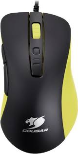 COUGAR 4000DPI WIRED GAMING MOUSE (300M) YELLOW