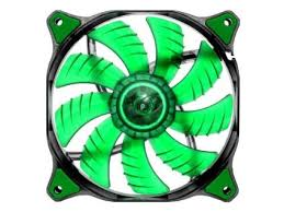 COUGAR CFD SERIES 14CM LED CASING FAN (CF-D14HB-G) GREEN