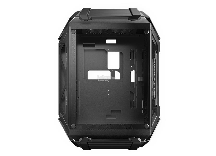 # COUGAR Gemini X - Dual Tower T.G Casing # 2 Build in 1 Case
