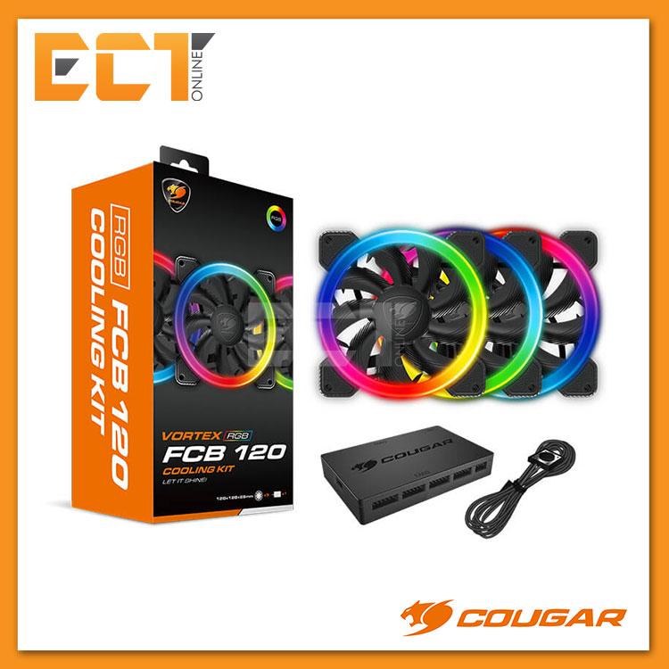 f91c1cab22a41 Cougar Vortex RGB FCB 120 Cooling K (end 5 24 2021 12 00 AM)