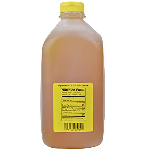 COX HONEYLAND Clover Honey, 80 OZ