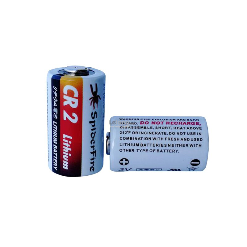 CR2 3V Li-ion Non Rechargeable Battery 900mah CR-2W C1B (1 PC)
