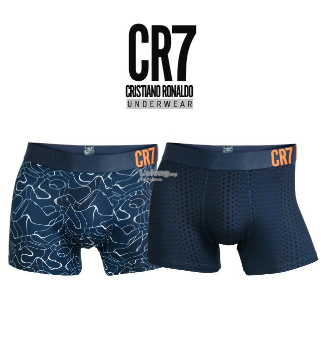 CR7 Fashion  Microfiber Mens Trunk 2 pack