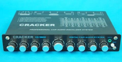 Cracker 6 band car pre amp