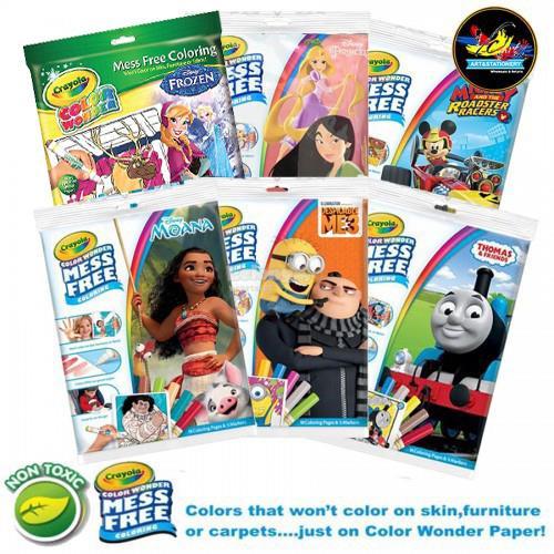 Crayola Color Wonder Mess Free Colori (end 5/3/2020 5:27 PM)