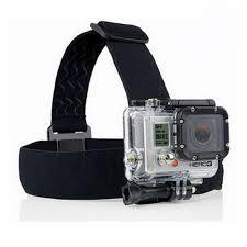 Crazy Sale Compatible Gopro Hero 2 /3 /3+ Head Strap Mount SJCAM