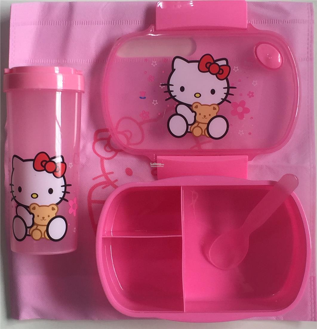 e581872f3e95 Crazy Sale - Hello Kitty Lunch Box (end 12 17 2017 2 15 PM)
