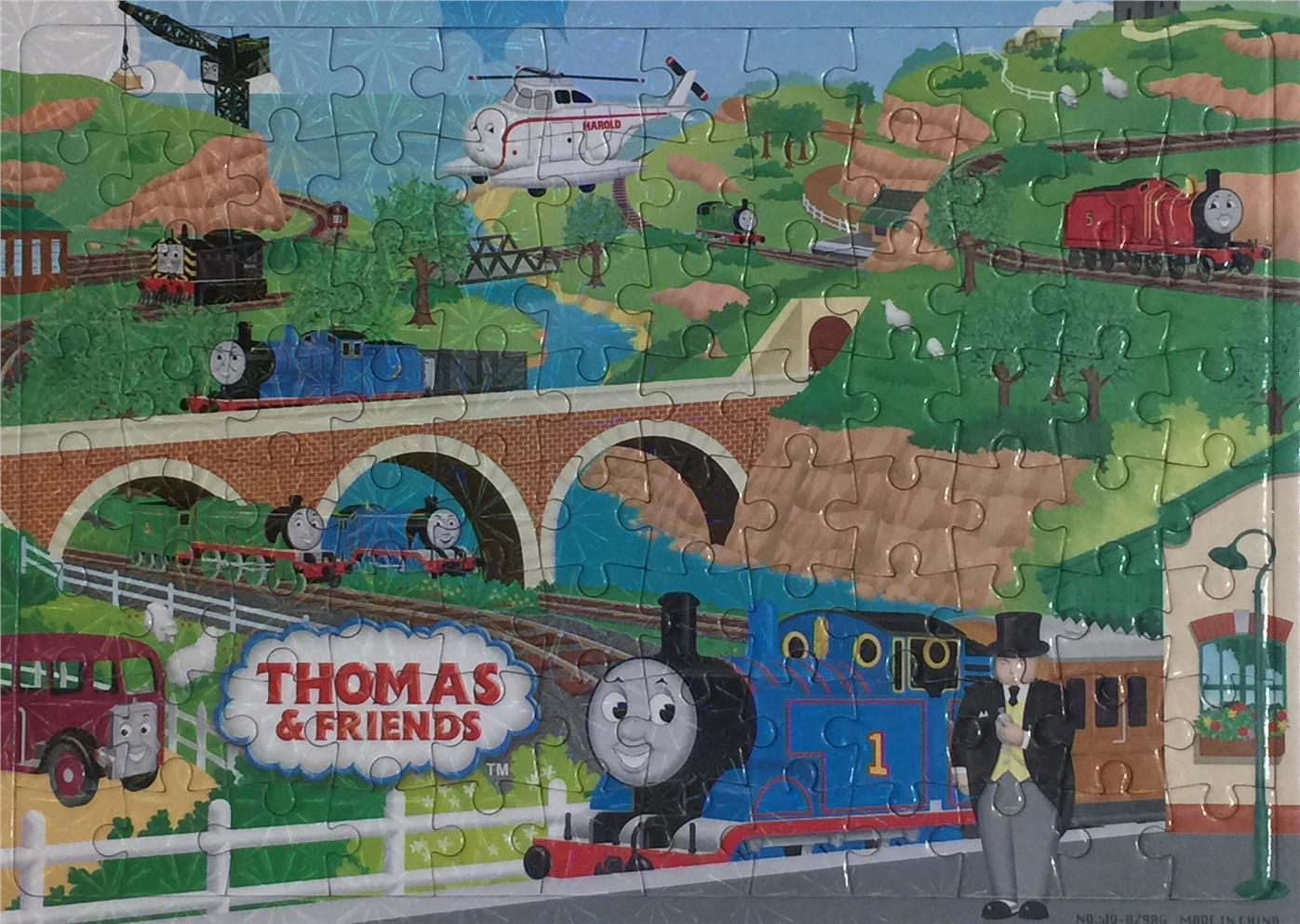 Crazy Sale   Thomas U0026 Friends Children Puzzle For Age ...
