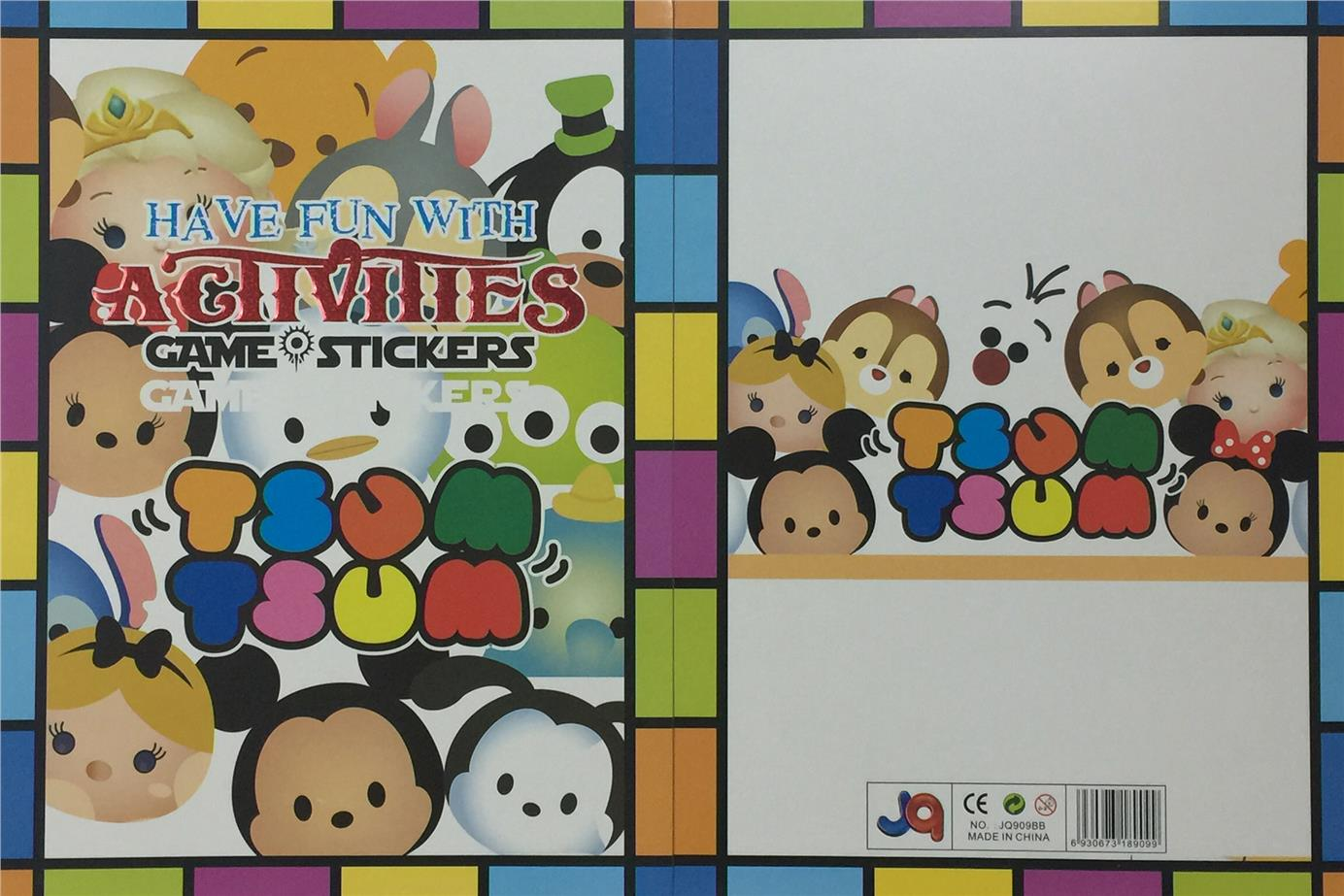 Crazy Sale - Tsum Tsum Activities, Games & Stickers