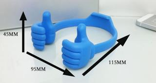 Creative Design Mount Stand Holder Plastic OK Stand Thumb Design