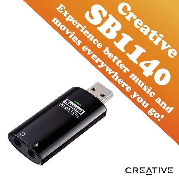 CREATIVE SOUND BLASTER SB1140 DRIVERS WINDOWS XP