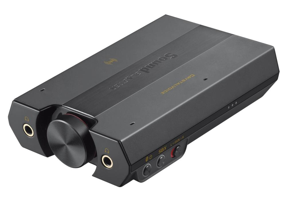 CREATIVE SOUND BLASTER USB DAC & PORTABLE E5 (SB1590)