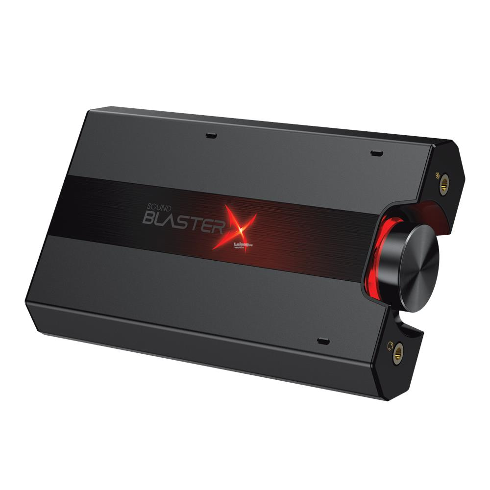 CREATIVE SOUND BLASTERX G5 7.1 PORTABLE SOUND CARD